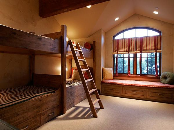 Willow Ranch bunk beds