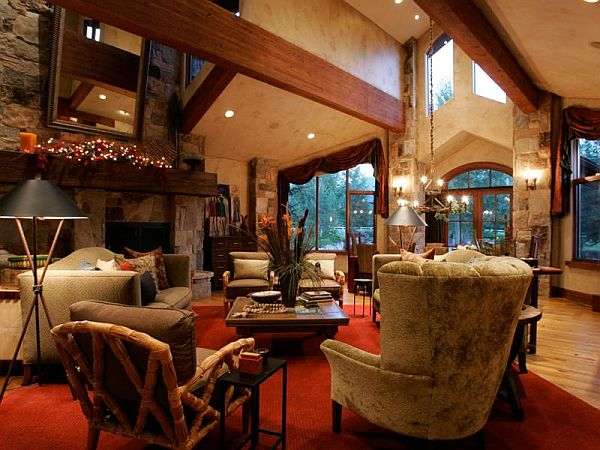Willow Ranch living room