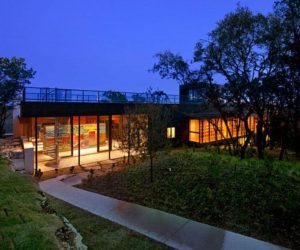 The Wimberley House by Cunningham Architects