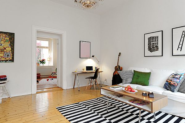 renovated apartment in Gothenburg