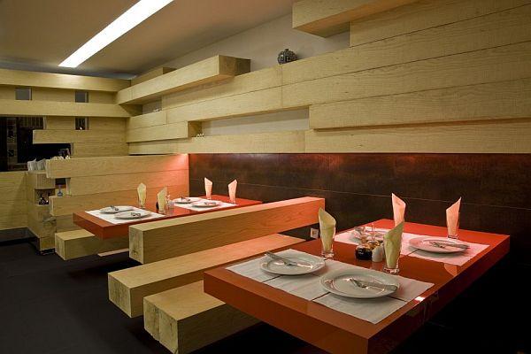 A minimalist restaurant like no other in tehran iran