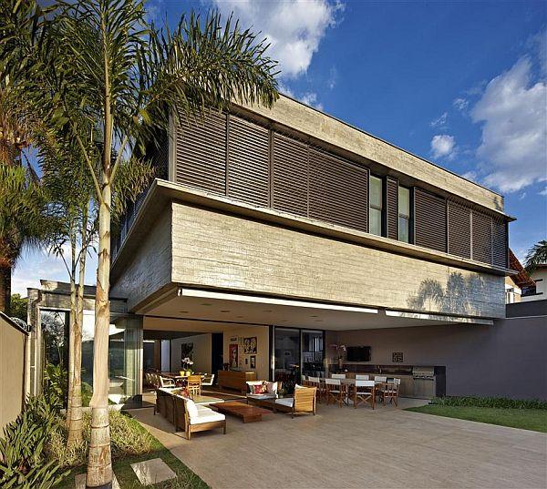 Belvedere Residence in Brazil
