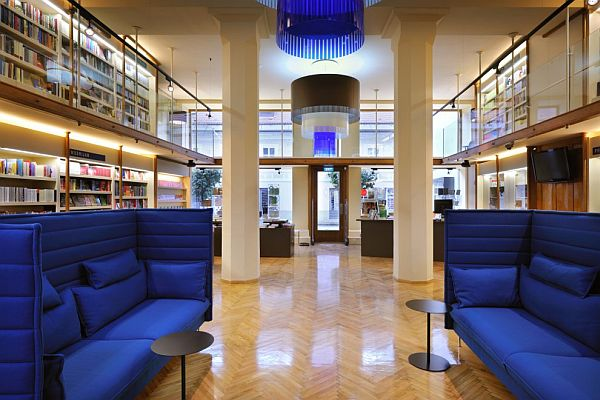 Bookstore Modrijan