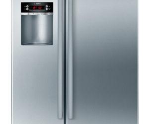 RFG298HDBP U2013 Innovative Black Samsung Refrigerator · The New Side By Side  Bosch Refrigerator Nice Ideas