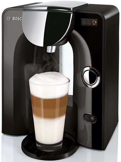 intelligent bosch tassimo t55 espresso maker. Black Bedroom Furniture Sets. Home Design Ideas