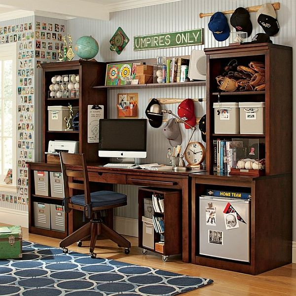 Inspiration 15 Office Design Ideas For Teen Boys And Girls
