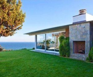 Brad Pitt has listed his Malibu beach house for $13.75 million