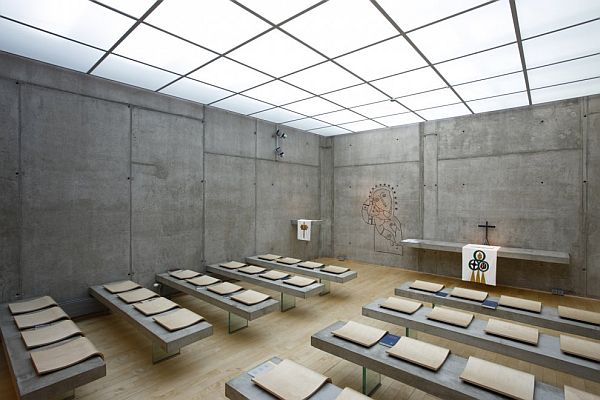 Minimalist Chapel