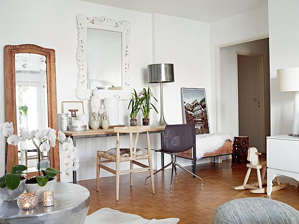 Signe nordli becker s paris home - Deco scandinave ikea ...