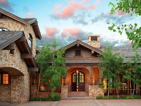 Summer Mountain Home In Vail Valley