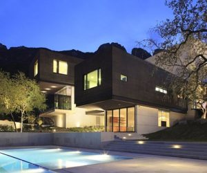 Contemporary BC House in Monterrey