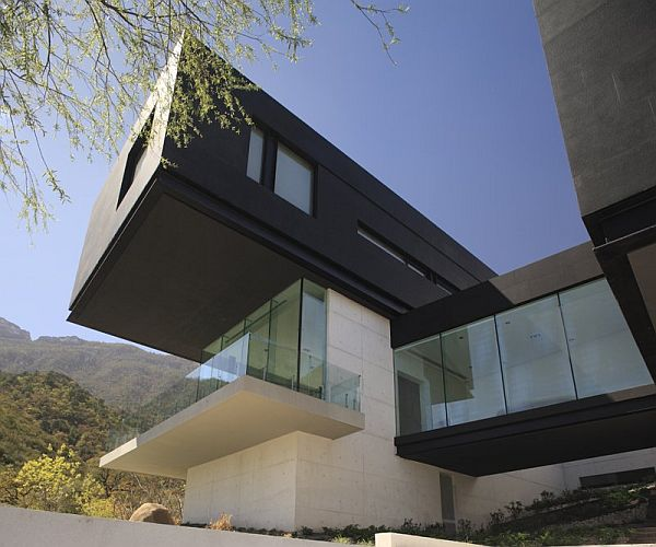 Great Contemporary House In Monterrey Ideas
