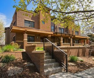 Three-storey contemporary residence for sale in Washington Park