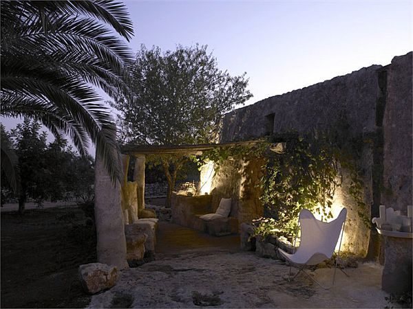 countryside home in Salento