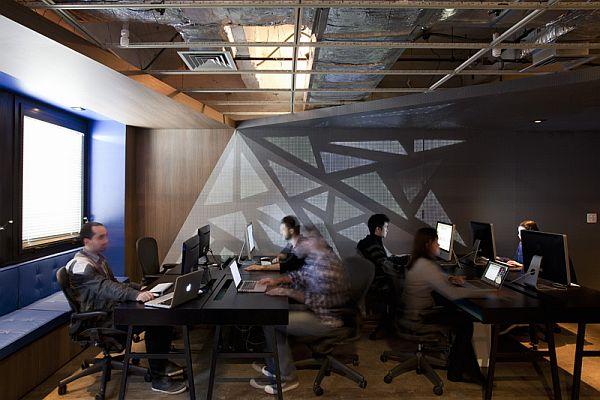 D3 Interactive Office in São Paulo