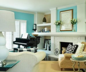 Denise Fogarty's fresh interior decors