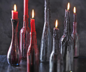 Grim Candlestick Designs Perfect For Halloween Parties