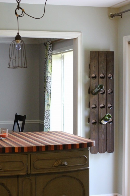 6 Versatile Wall Mounted Wine Rack Designs You Can Craft Yourself