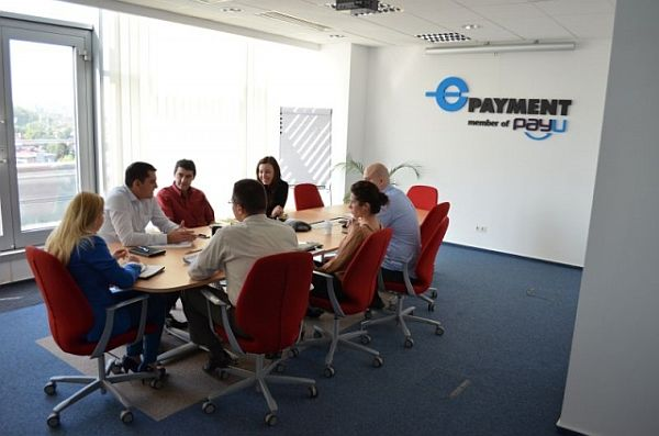 The ePayment headquarters from Bucharest