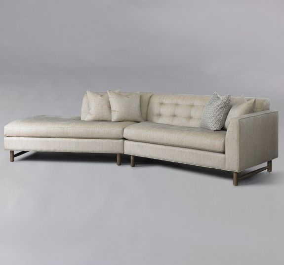 Superior The Edward Angled Sectional Sofa