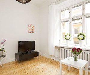 Elegant 1909 apartment in Vasastan / Vasaparken