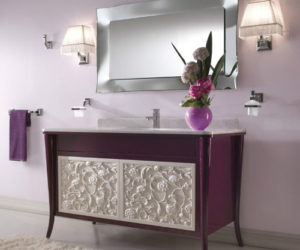 Elegant Bathroom vanities by Arte Bagno Veneta