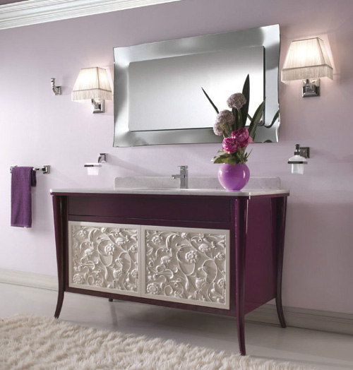 Captivating Beautiful Bathroom Vanities From Etrusca