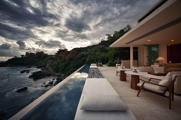 Finestre Villas Located in Ixtapa Zihuatanejo, Mexico