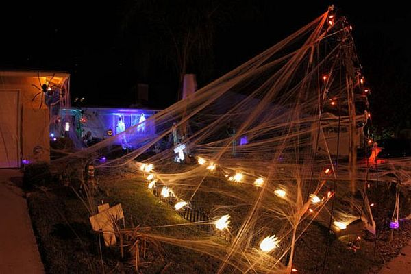 Exceptionnel Halloween Front Yard Decoration Ideas