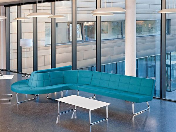 The Impressive Lava Modular Sofa System - The-impressive-lava-modular-sofa-system
