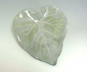 Porcelain Leaf Dish