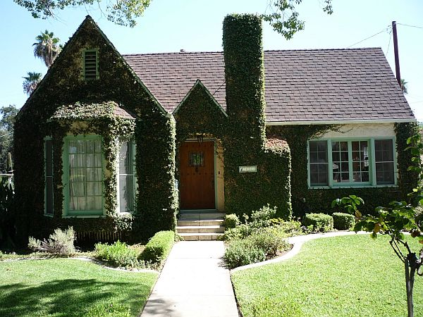 Lovely 10 Ivy Covered Houses Good Looking