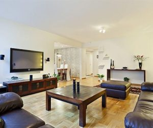 125 sqm 4+1 apartment in Stockholm for sale