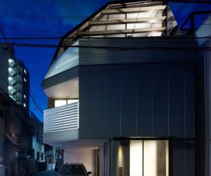 Mishima Small House Family in Tokyo