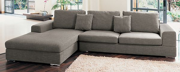 How to choose corner sofa