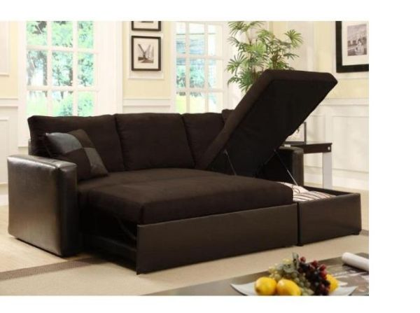Captivating Modern Sofa Bed With Storage Chase