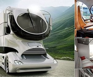 World's most expensive motorhome up for sale