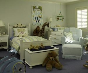 7 Nursery Room Design Ideas