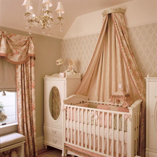 Parisian Baby Nursery Design Pictures Remodel Decor And: 7 Nursery Room Design Ideas