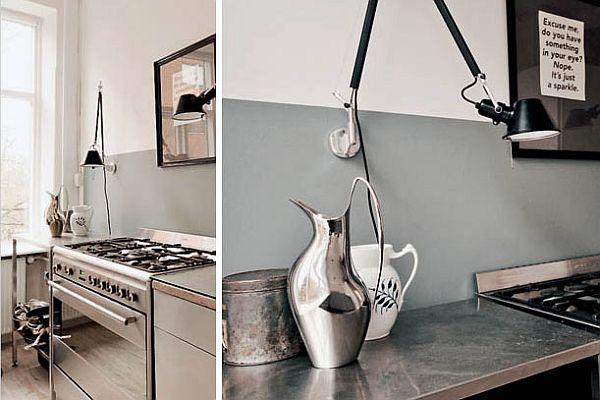 New York loft style in Denmark
