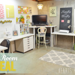 How To Give Your Craft Room A Makeover To Make It More Fun