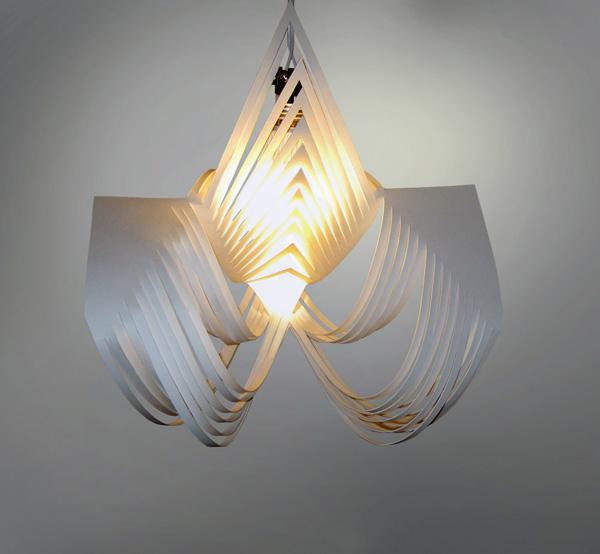 Lovely One Dolla Lamp by Herald J. Ureňa-Umaňa