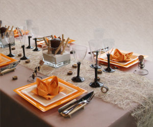 4 Autumn Table Setting Ideas