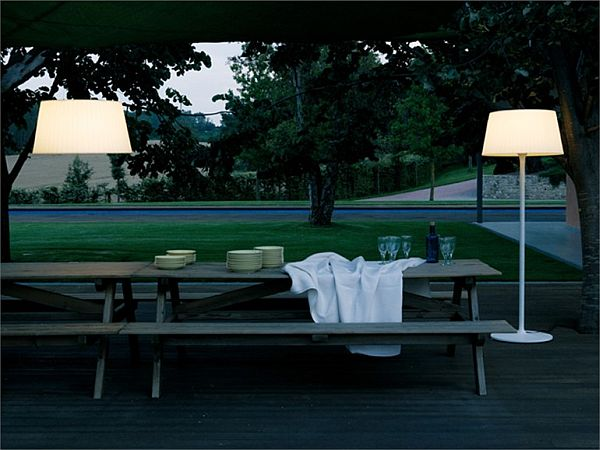 Plis Outdoor Pendant Lamp By Ramos U0026 Bassols