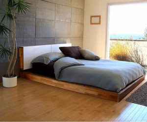 High Quality Innovative Multipurpose Design · The LAX Wall Mounted Headboard And  Platform Bed Set Awesome Design