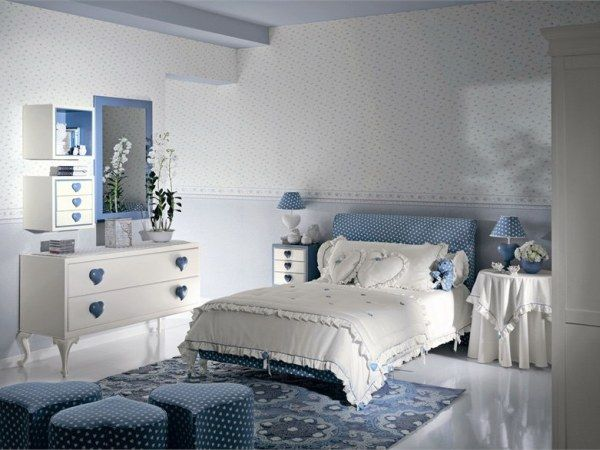 bedroom interior View 55 Room Design Ideas for Teenage Girls