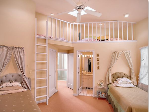 55 Room Design Ideas for Teenage Girls on Teenager Room Girl  id=72915