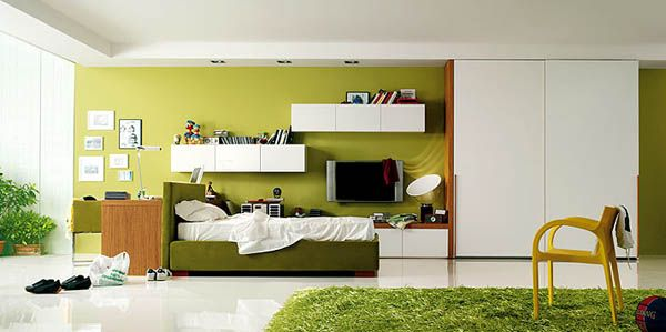 55 room design ideas for teenage girls - Teen Room Designs
