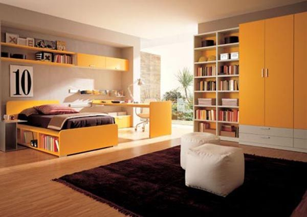 View ... & 55 Room Design Ideas for Teenage Girls