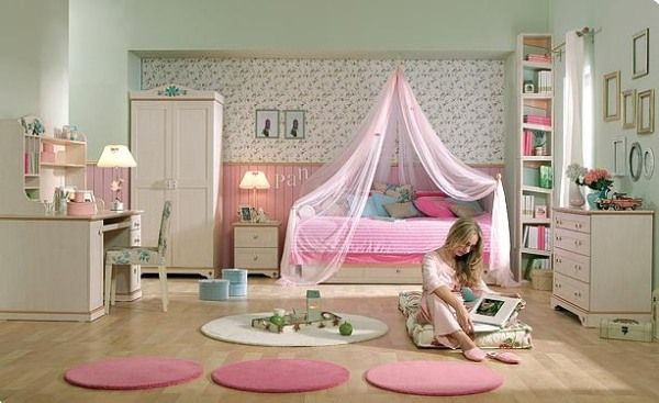 Teen Rooms For Girls Prepossessing 55 Room Design Ideas For Teenage Girls Design Decoration